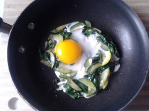 10-Minute Green Egg Recipe